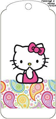 die besten 25+ hallo kitty einladungen ideen auf pinterest | hallo, Einladung