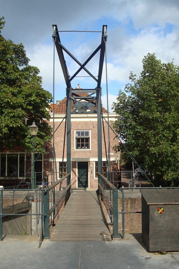 Spaarndam, Noord-Holland.
