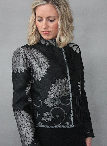 Mary Lynn O'Shea: Designer   Weaver   Essex Lightweight Jacket