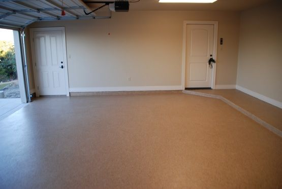 Best 25 painted garage floors ideas on pinterest garage - Interior painting cost per square foot ...