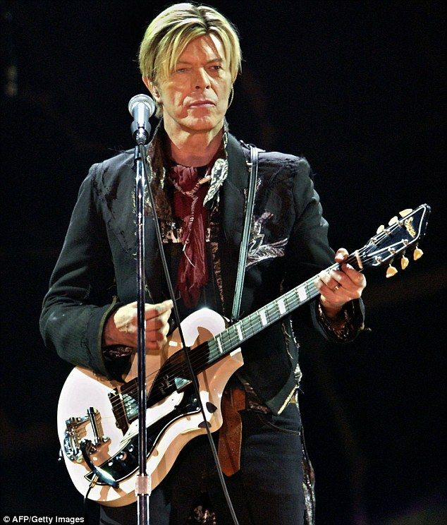 David Bowie sprung his biggest surprise yet by celebrating his 69th birthday today with a ...