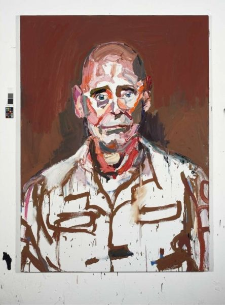 """In Quilty's own words, he wishes to show """"the frailty of human skin and the darkness of the emotional weight of war"""""""