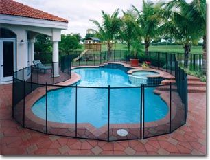 Life Saver Pool Fence of Central Florida is a removable mesh pool fence designed specifically to provide a safety barrier around residential swimming pools for toddlers and young children. The fence is installed in sections to provide convenience for easy removal and reinstallation by you, the homeowner. 407-365-2400 #PoolFence, #ChildSafety, #CentralFloridaPoolFence, #PoolSafety