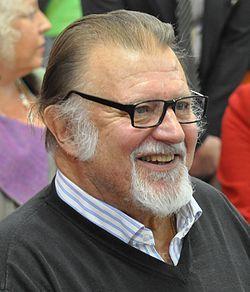 Esko Salminen (born 12 October 1940 in Helsinki), Finnish actor. -  http://en.wikipedia.org/wiki/Esko_Salminen