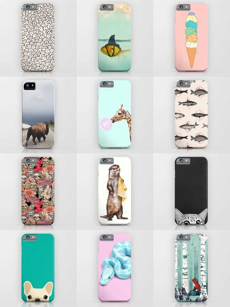 Society6 Animal Phone Cases - Society6 is home to hundreds of thousands of artists from around the globe, uploading and selling their original works as 30+ premium consumer goods from Art Prints to Throw Blankets. They create, we produce and fulfill, and every purchase pays an artist.