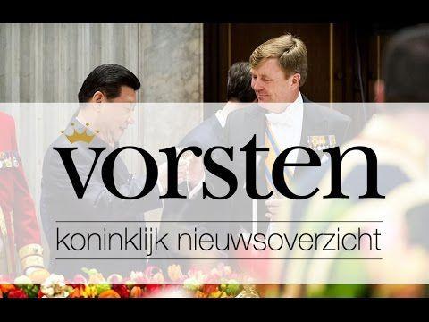 Vorsten - 4/852 - Het eerste tijdschrift over koningshuizen