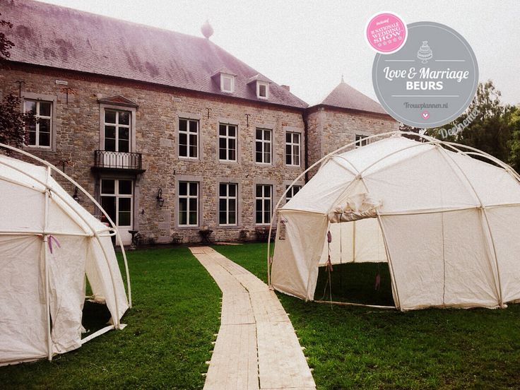 Atmospheres Tents and Events. Wedding in Belgium