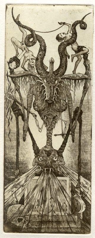 78 Best Ideas About Evil Art On Pinterest