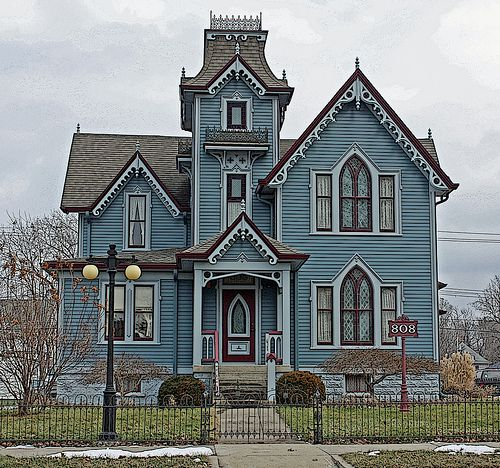 644 best gothic revival victorian houses images on pinterest
