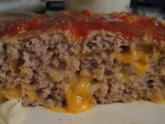Incredibly Cheesy Turkey Meatloaf Recipe - Food.com