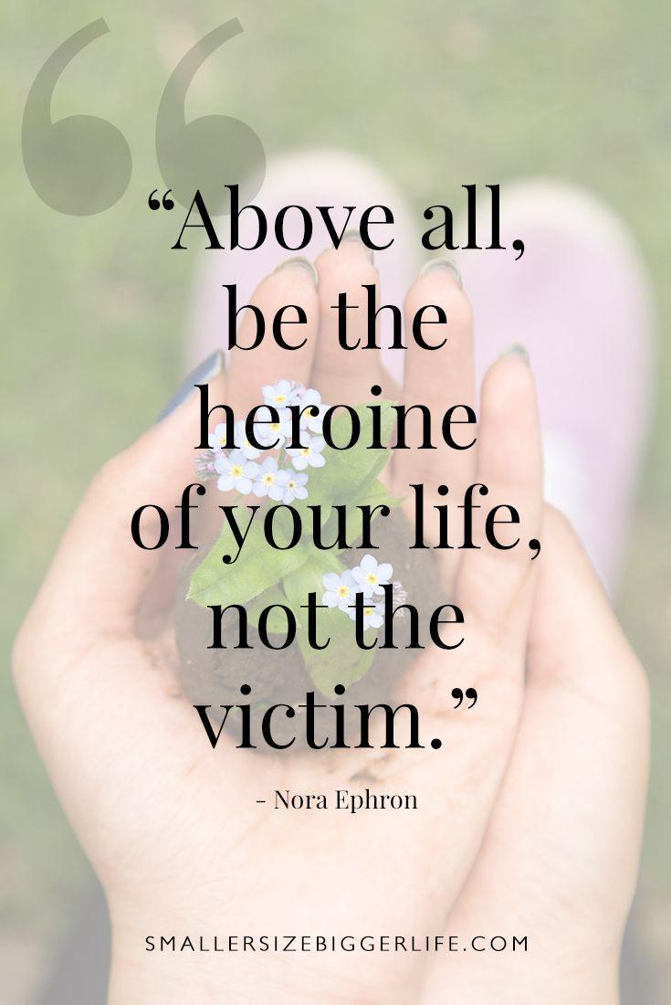 Be the Heroine!