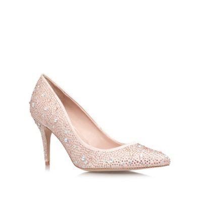 Carvela Pink 'Gloria' High Heel Court Shoes- at Debenhams.com
