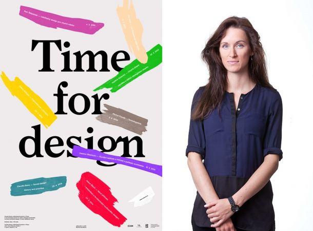 Time for design: ohlédnutí za přednáškovým cyklem.