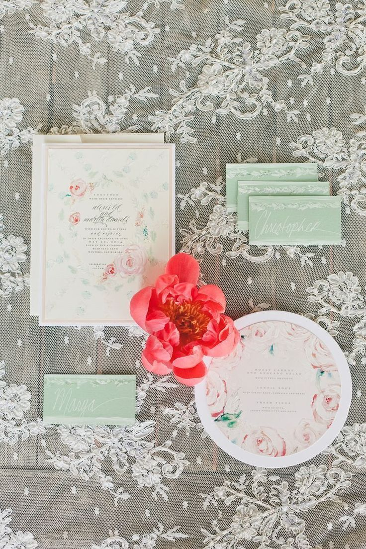 312 best Wedding invitations images on Pinterest | Damask wedding ...