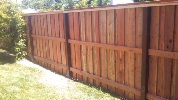 Superior Fence Construction And Repair Wood Fence Repair Roseville Ca Modern Design 2 In 2020 Fence Construction Wood Fence Modern Design