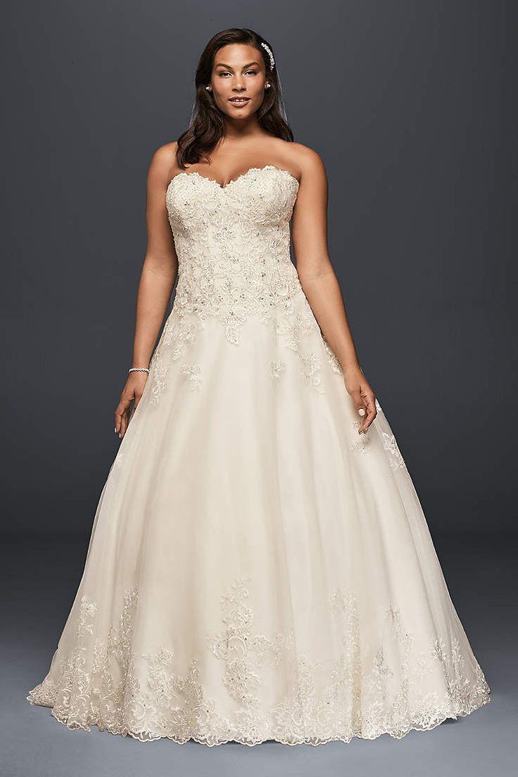 Rent wedding dress davids bridal   best Wedding Dresses images on Pinterest  Wedding frocks
