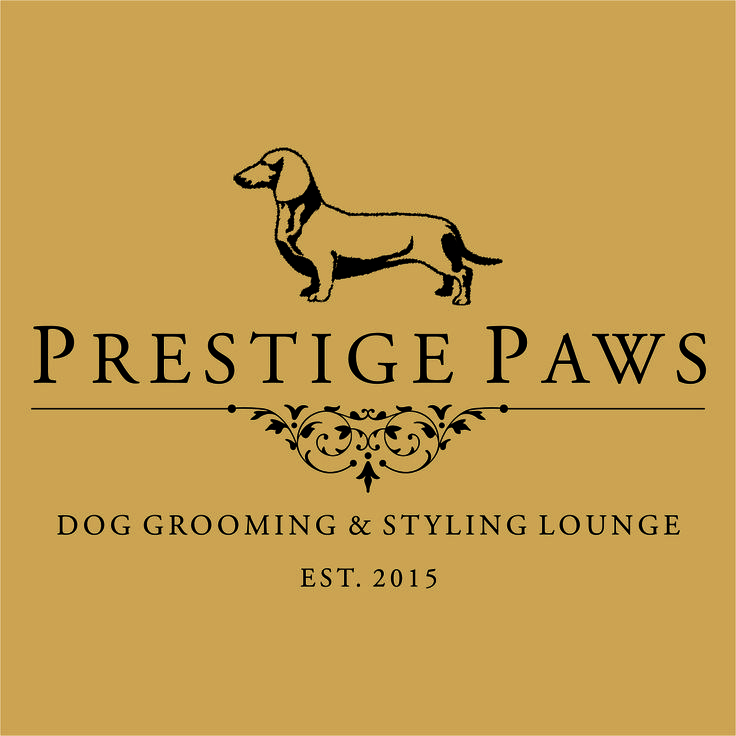 Prestige Paws Dog Grooming & Styling Lounge.