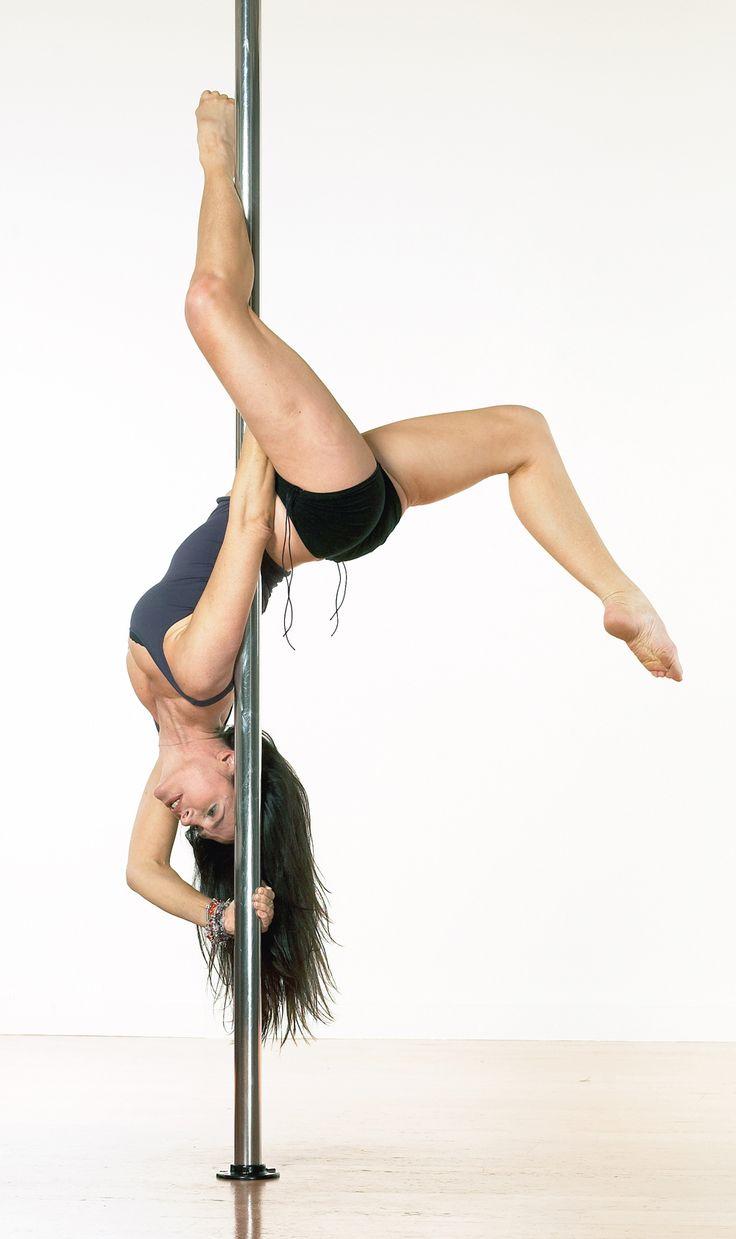 Dance kelly pole sheila strip workout