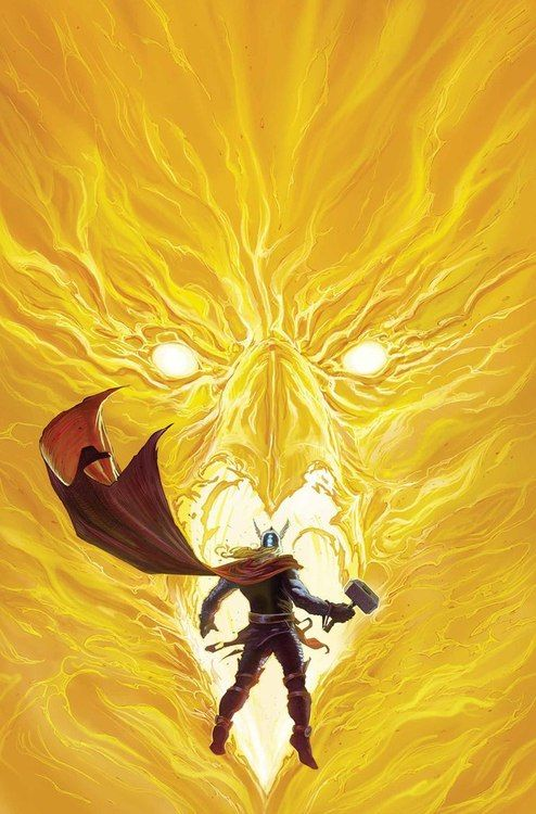 Thor vs. The Phoenix Force Can I call Phoenix Force on this one??