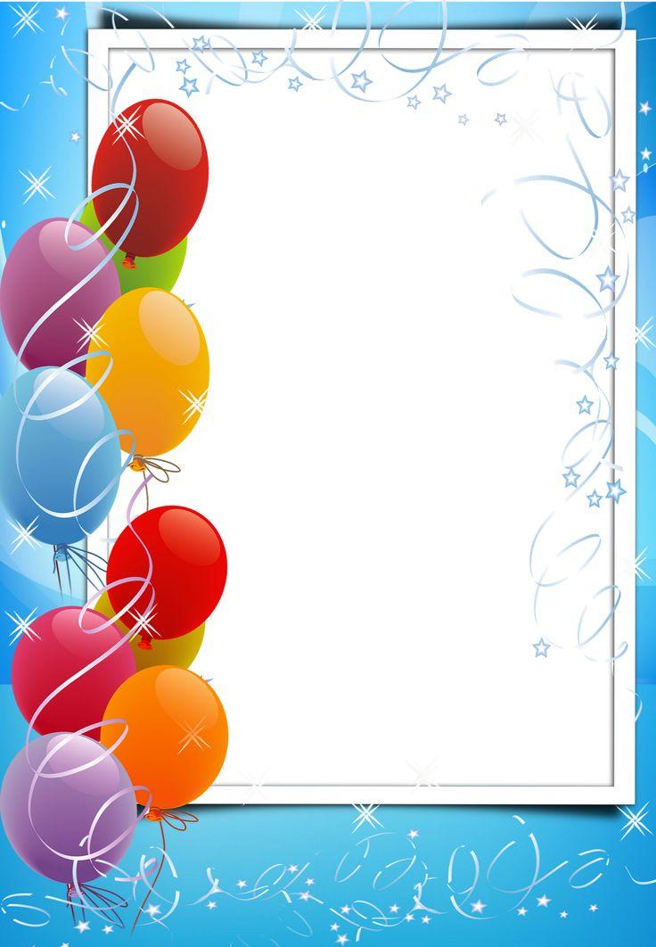 Картинки к дню рождения шаблоны