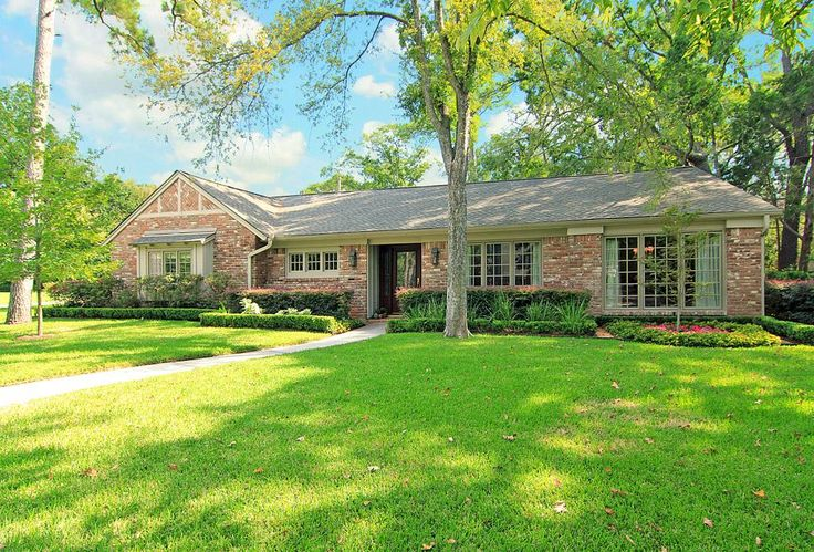 Ranch Style House I Love Ranch Style Homes Home And