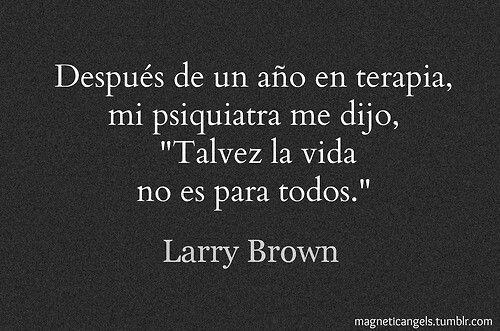 Larry Brown.