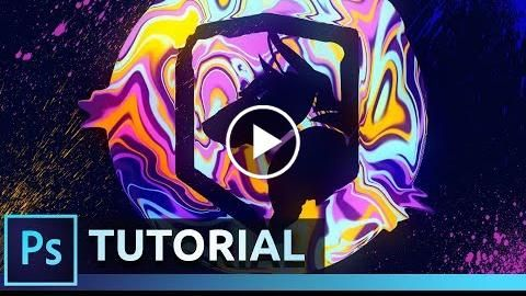 Neon Paint Logo Design  Photoshop CC Tutorial  http://videotutorials411.com/neon-paint-logo-design-photoshop-cc-tutorial/  #Photoshop #adobe #lightroom #graphicdesign #photography