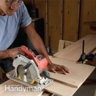 Become a better woodworker with these projects, tips and ideas for building furniture, cabinets and all woodworking projects.
