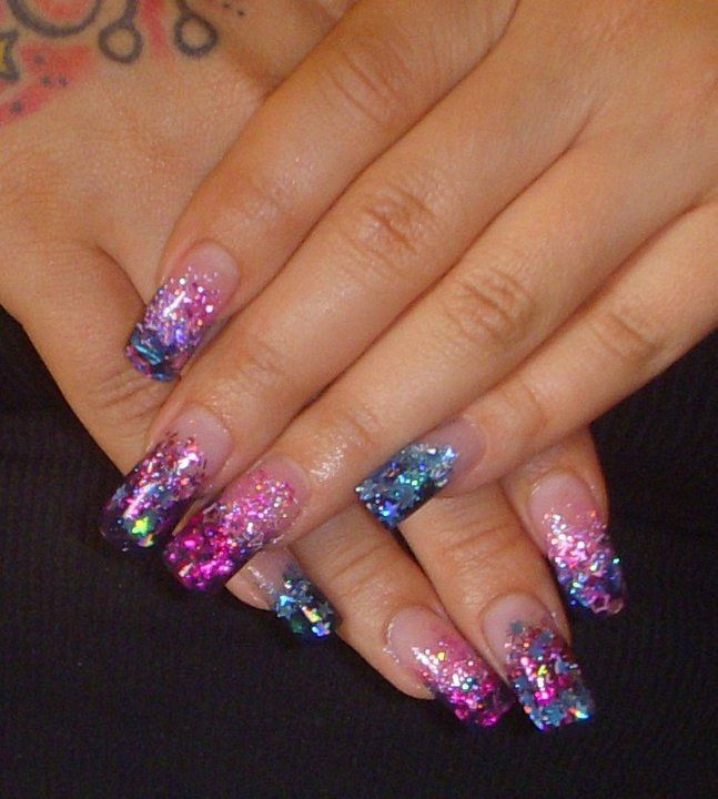 hudgens hair style 42 best nails glitter nails images on nail 7710