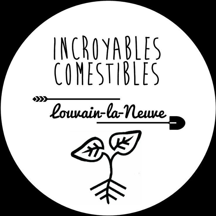 Incroyables Comestibles Louvain-la-Neuve