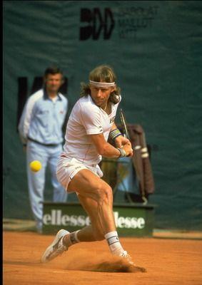 Borg #tennis