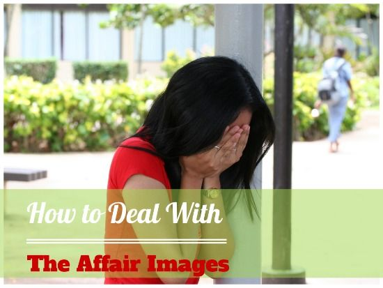 Getting over obsessive and haunting images of your husband cheating - Is a big part of saving a marriage after infidelity. But how can you do that?