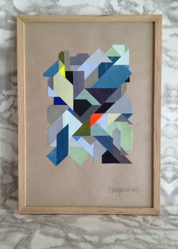 Original artwork by Danish artist and designer Ditte Maigaard who runs the Ditte Maigaard Studio, Store & Online Shop.
