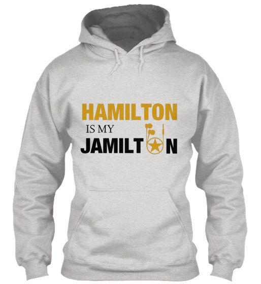 My Jamilton.