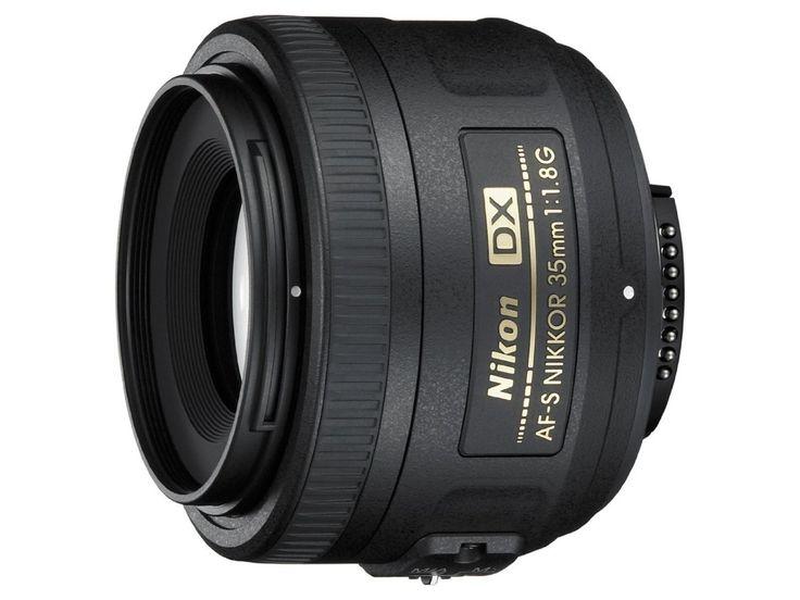 Nikon DX AF-S Nikkor 35mm 1:1.G