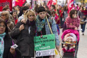 Murió Ivana Rosales fiel luchadora contra la violencia de género en Argentina