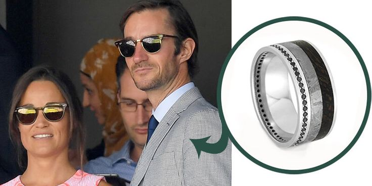 Our Celebrity Wedding Ring Suggestions: James Matthews & Pippa Middleton