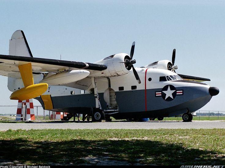 Grumman HU-16B Albatross aircraft picture