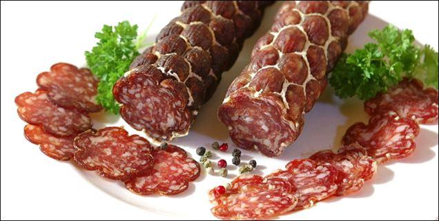 Salami pur Porc geräuchert und luftgetrocknet selber machen | Wurst und Schinken selber machen