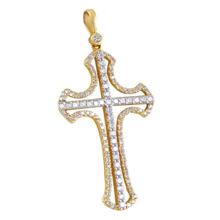 ΕΣΤ15 -Χρυσός σταυρός