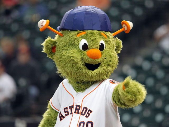 8 Best Orbit The Astros Mascot Images On Pinterest