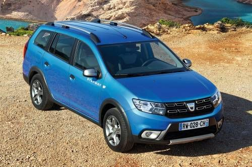 2017 Dacia Logan MCV Stepway Takes the Budget Estate One Step Further