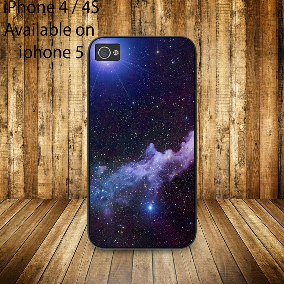 new wich head nebula case for iphone 4 4s and iphone 5 case by getiphonecase, $14.51