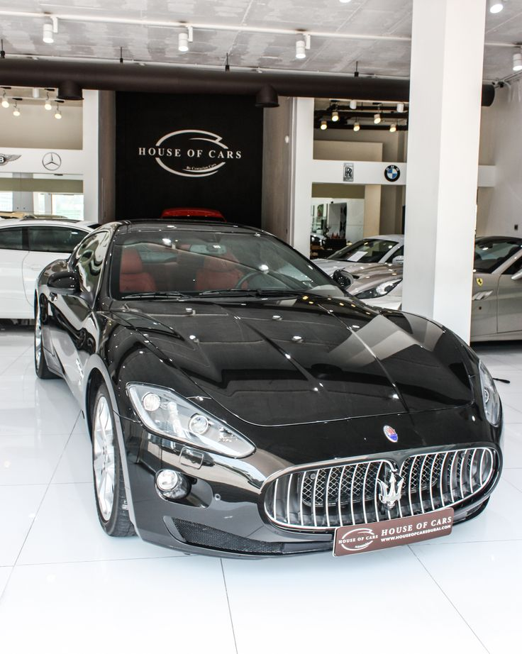 #Maserati Granturismo 2015