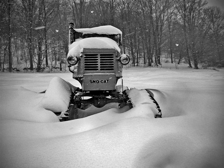 Tracks For Vehicles >> Tucker Sno-Cat 442a_face | Snow cats, tracks, skies, and blades | Pinterest