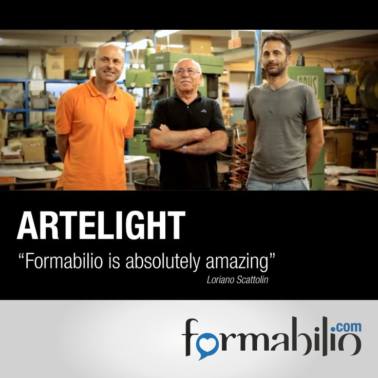 Artelight is a small manufacturing company based in Zero Branco, Treviso producing lighting projects for Formabilio, such as Lucix and Bloemi lamps. You can enjoy the video here https://www.formabilio.com/italian-companies/artelight