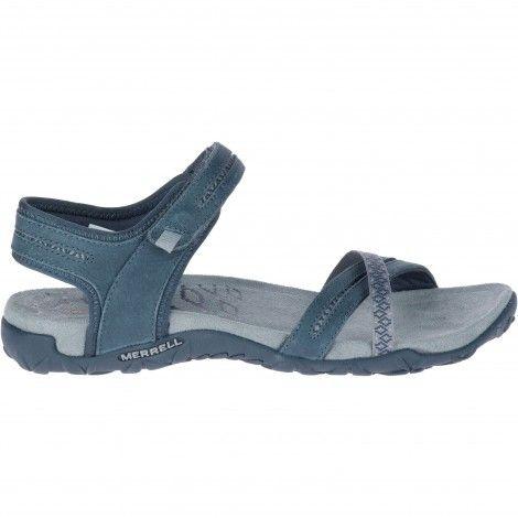 200a9361fa5329 ... De Wit Schijndel. Merrell Terran Cross II sandalen dames slate