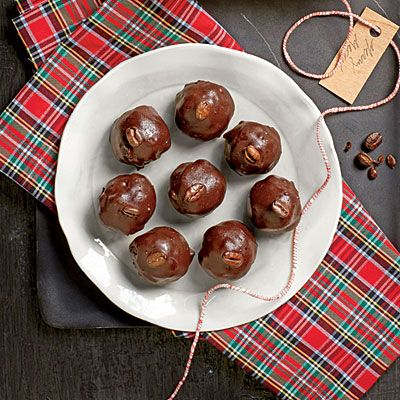 Mocha Balls - Party-Perfect Truffles - Southern Living