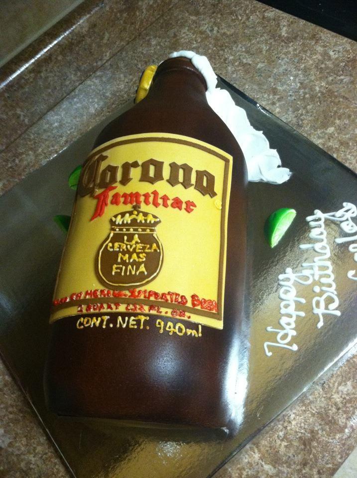 Corona Beer Pasteles Para Hombres Y Adultos Pinterest