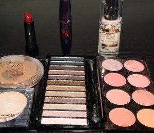 Meine Make Up Challenge – Teil 5 – Mein-Stil-Helfer  #cosmetics #makeup #mymakeup #schminke #schminksachen #manhattancosmetics #makeuprevolution #makeupfactory #catrice #essence #maxfactor #yvesrocher #artdeco